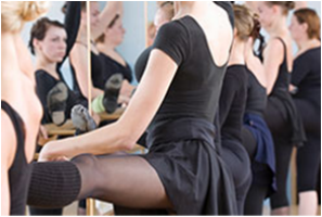 Arch fitness Barre classes